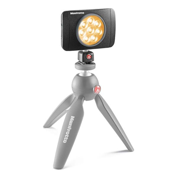 Manfrotto Lumimuse 6 LED lámpa és kiegészítők 05