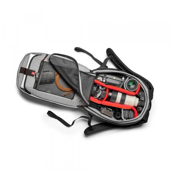 Manfrotto Pro Light RedBee-110 hátizsák CSC-hez 04