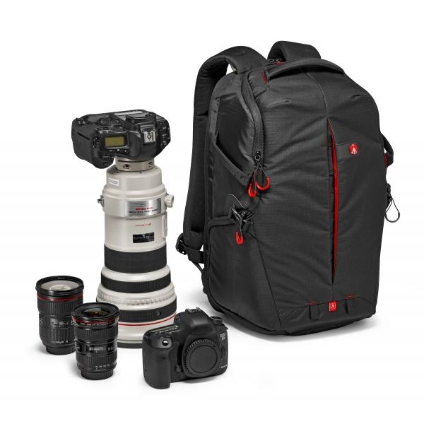 Manfrotto Pro light redbee-210 hátizsák (dslr/camcorder) 03