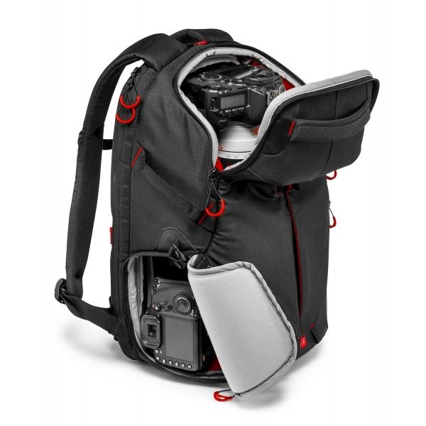 Manfrotto Pro light redbee-210 hátizsák (dslr/camcorder) 04