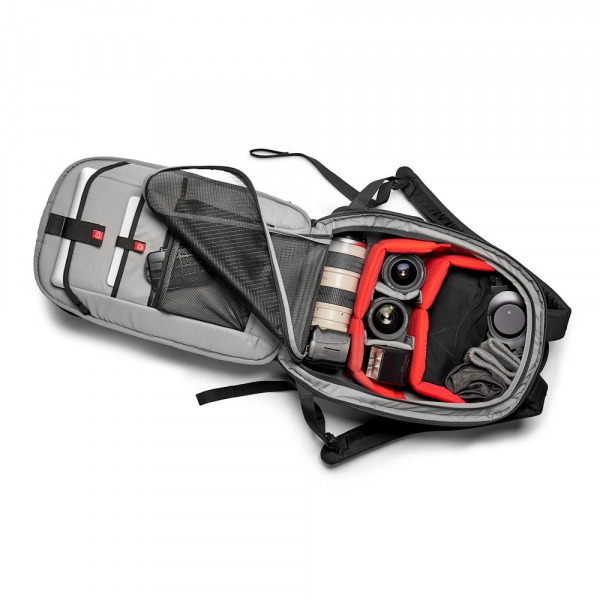 Manfrotto Pro Light RedBee-310 hátizsák DSLR/camcorder-hez 05
