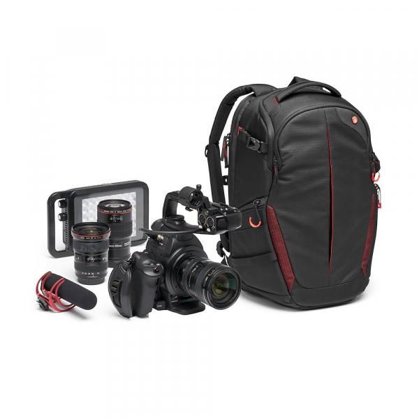 Manfrotto Pro Light RedBee-310 hátizsák DSLR/camcorder-hez 07