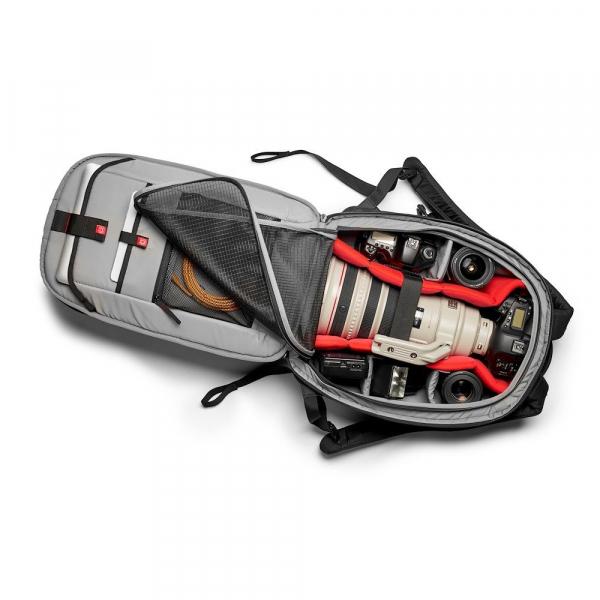 Manfrotto Pro Light RedBee-310 hátizsák DSLR/camcorder-hez 08