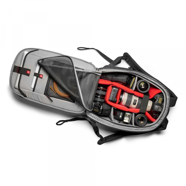 Manfrotto Pro Light RedBee-310 hátizsák DSLR/camcorder-hez 09
