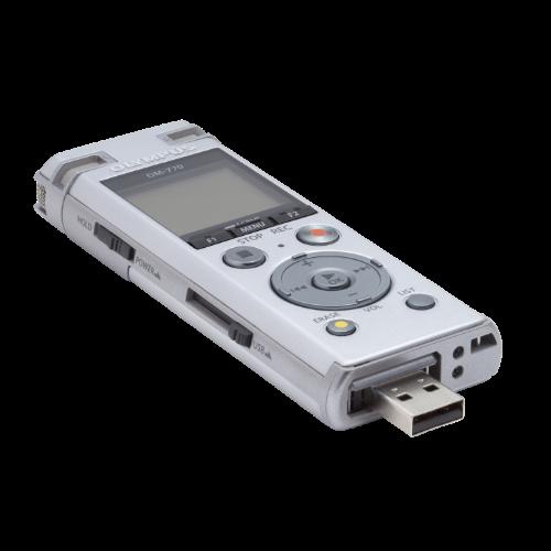Olympus DM-720 + DNS12 (angol) beszédfelismerő szoftverrel 06