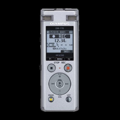 Olympus DM-720 diktafon + CS150 tokkal 04