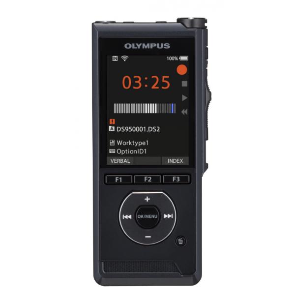 Olympus DS-9500 diktafon system edition 03