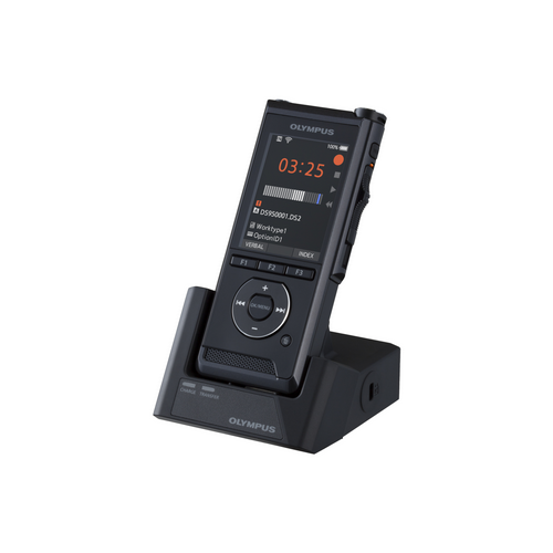 Olympus DS-9500 diktafon system edition 06