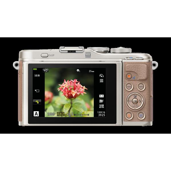 Olympus E-PL10 digitális fényképezőgép 06