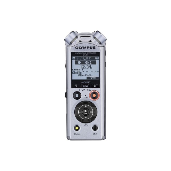 Olympus LS-P1 Lineáris PCM hangrögzítő 04
