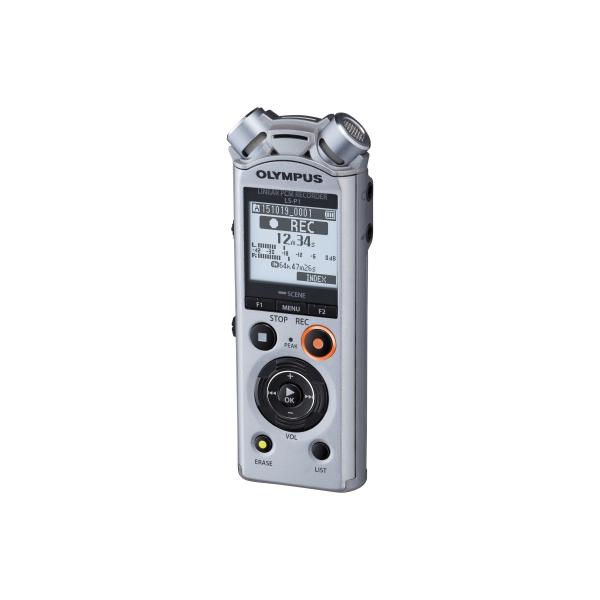 Olympus LS-P1 Lineáris PCM hangrögzítő 05