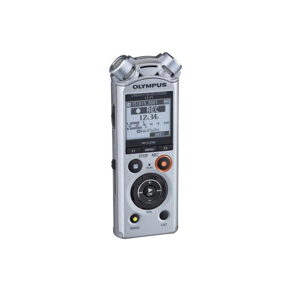 Olympus LS-P1 Lineáris PCM hangrögzítő 06