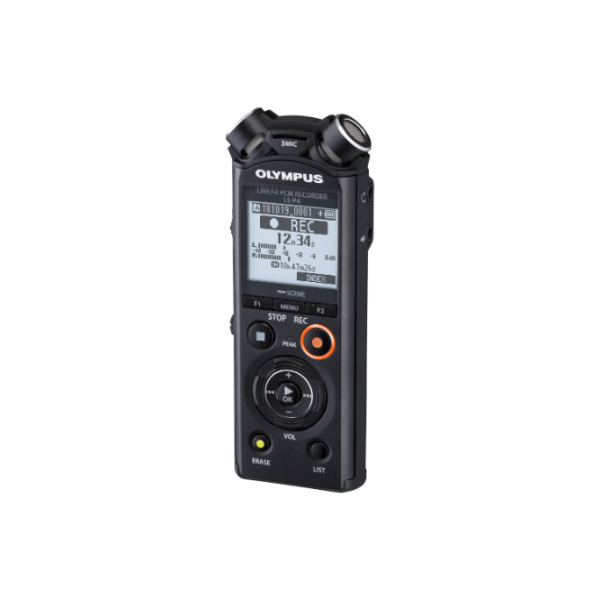 Olympus LS-P4 lineáris PCM hangrögzítő 07