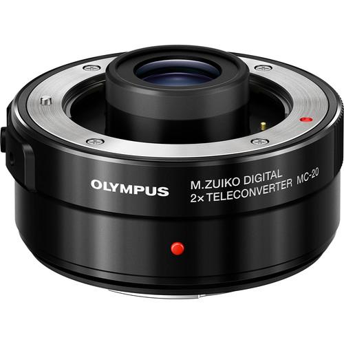 Olympus  MC 2.0 teleconverter 03