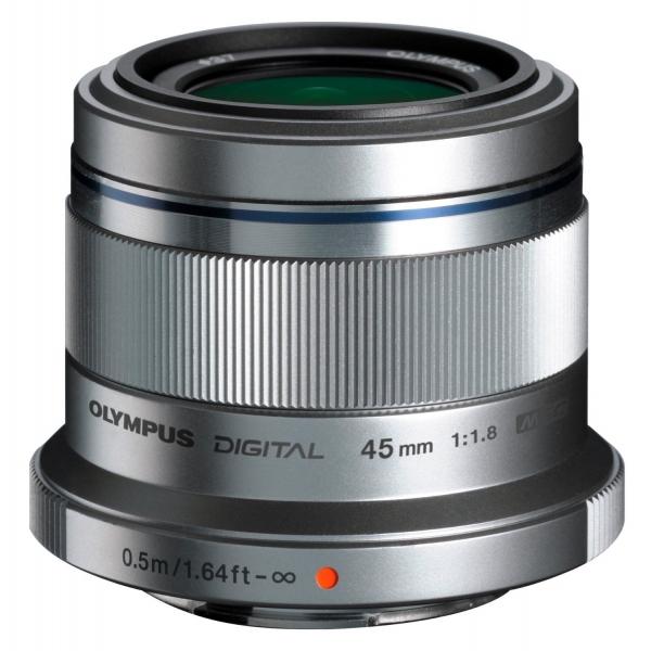 Olympus M.ZUIKO PREMIUM DIGITAL 45mm 1:1.8  objektív 03