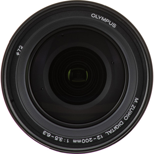 Olympus M.Zuiko Digital ED 12-200mm F3.5-6.3 objektív 05