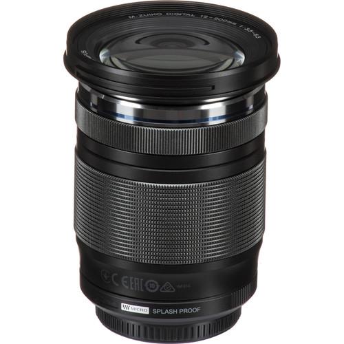 Olympus M.Zuiko Digital ED 12-200mm F3.5-6.3 objektív 11