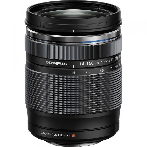 Olympus M.Zuiko Digital ED 14‑150mm F4‑5.6 II objektív 04
