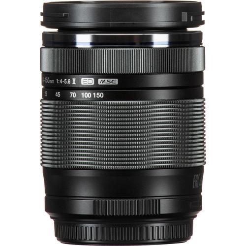 Olympus M.Zuiko Digital ED 14‑150mm F4‑5.6 II objektív 05