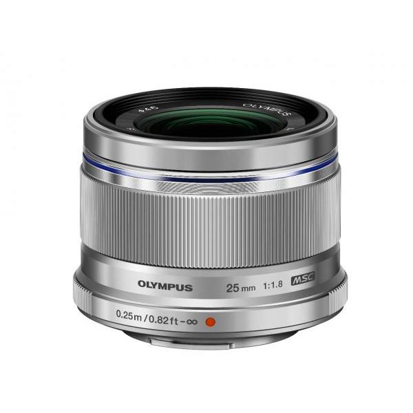 Olympus M.Zuiko Digital ED 25mm 1:1.8 objektív napellenzővel 03