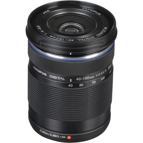 Olympus M.Zuiko Digital ED 40-150mm 1:4.0-5.6 objektív 03