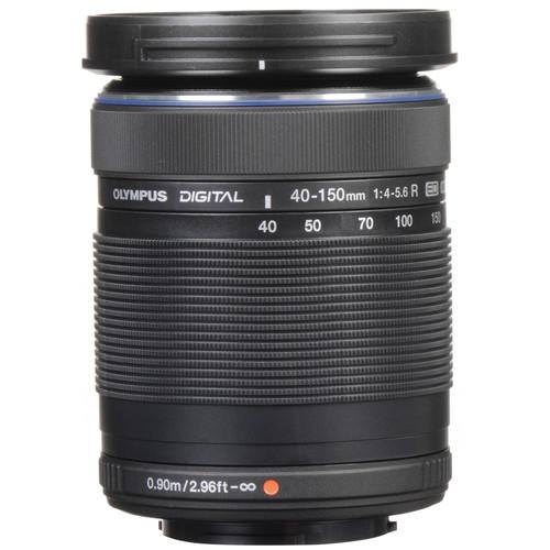 Olympus M.Zuiko Digital ED 40-150mm 1:4.0-5.6 objektív 05