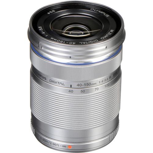 Olympus M.Zuiko Digital ED 40-150mm 1:4.0-5.6 objektív 07