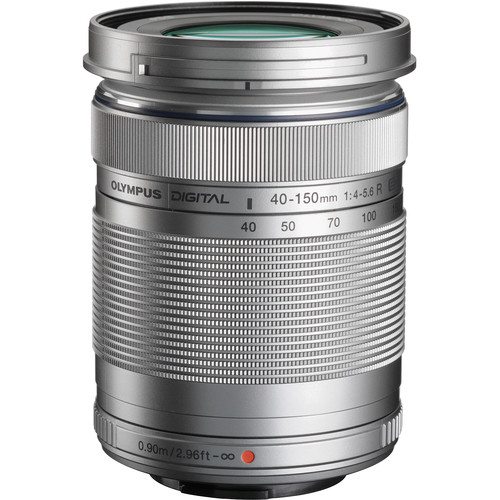 Olympus M.Zuiko Digital ED 40-150mm 1:4.0-5.6 objektív 08