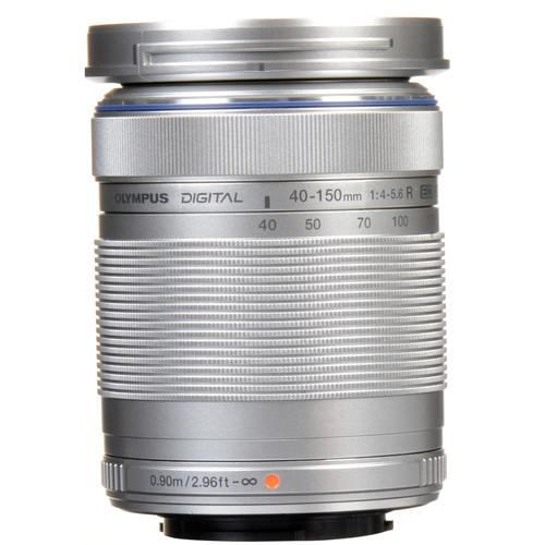 Olympus M.Zuiko Digital ED 40-150mm 1:4.0-5.6 objektív 09