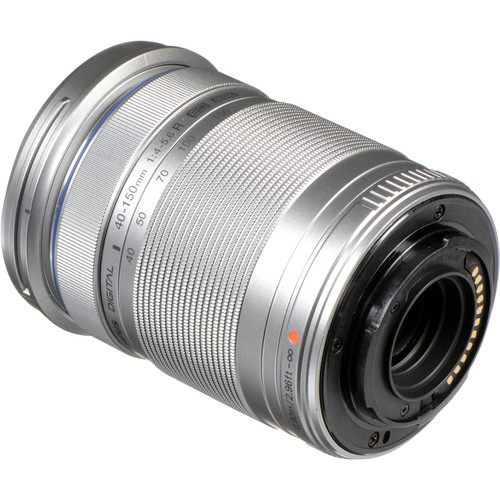 Olympus M.Zuiko Digital ED 40-150mm 1:4.0-5.6 objektív 10