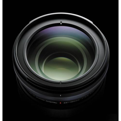 Olympus M.Zuiko Digital ED 40‑150 mm 1:2.8 PRO objektív 09