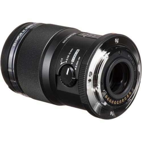 Olympus M.Zuiko Digital ED 60mm 1:2.8 objektív 08