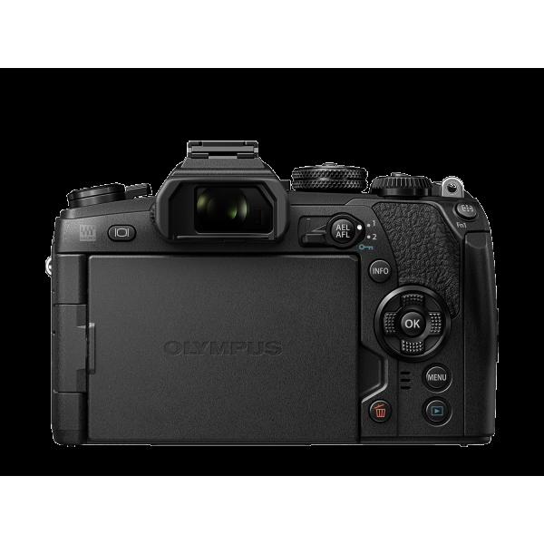 Olympus OM-D E-M1 Mark II digitális fényképezőgép  12-45MM PRO KIT, ED 12‑45mm 1:4.0 PRO objektívvel 07