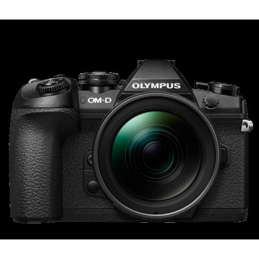 Olympus OM-D E-M1 Mark II digitális fényképezőgép 1240KIT kit, ED 12‑40mm PRO objektívvel 03