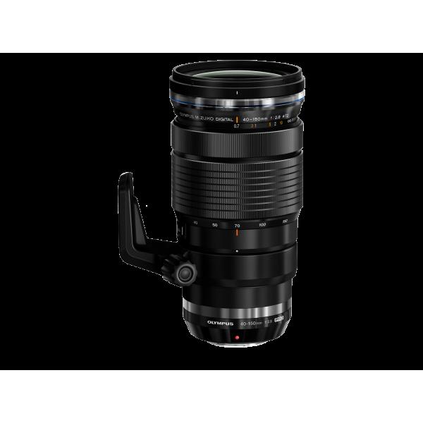 Olympus OM-D E-M1 Mark II digitális fényképezőgép PRO DUPLA kit, ED 12‑40mm PRO és ED 40‑150mm PRO objektívekkel 09