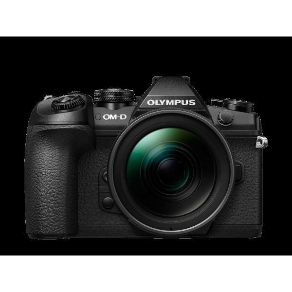 Olympus OM-D E-M1 Mark II digitális fényképezőgép PRO DUPLA kit, ED 12‑40mm PRO és ED 40‑150mm PRO objektívekkel 05