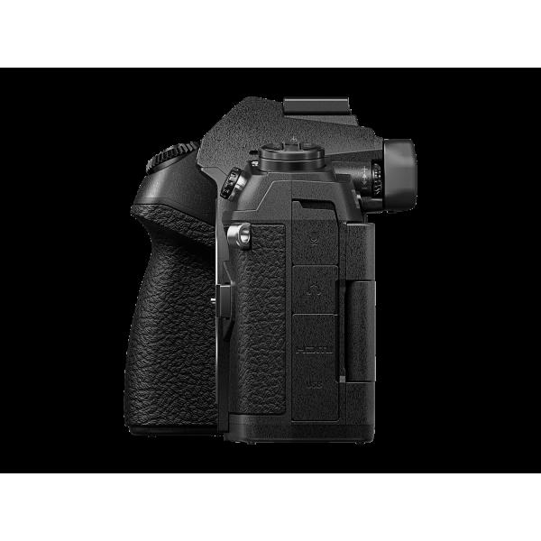 Olympus OM-D E-M1 Mark II digitális fényképezőgép PRO DUPLA kit, ED 12‑40mm PRO és ED 40‑150mm PRO objektívekkel 06