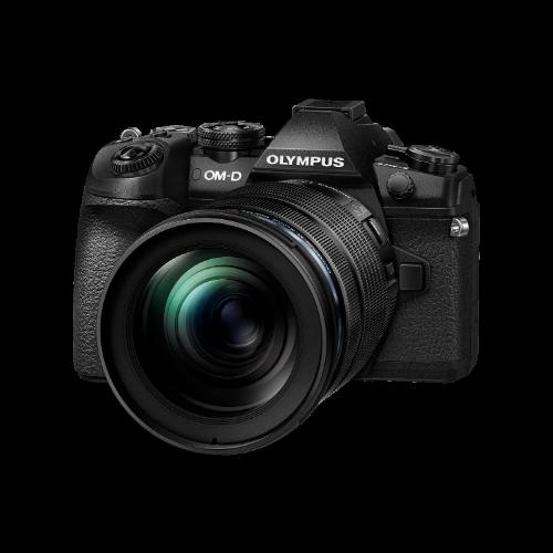 Olympus OM-D E-M1 Mark II digitális fényképezőgép PRO kit, ED 12‑100mm IS PRO objektívvel 03
