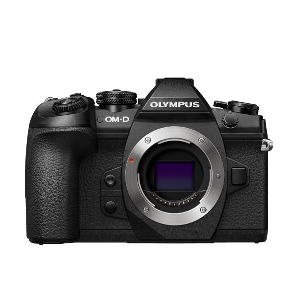 Olympus OM-D E-M1 Mark II digitális fényképezőgép váz 03