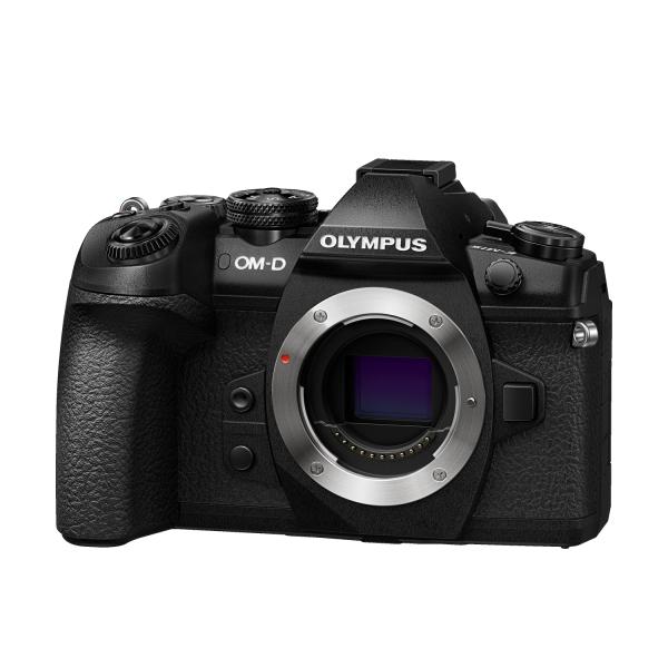 Olympus OM-D E-M1 Mark II digitális fényképezőgép váz 04