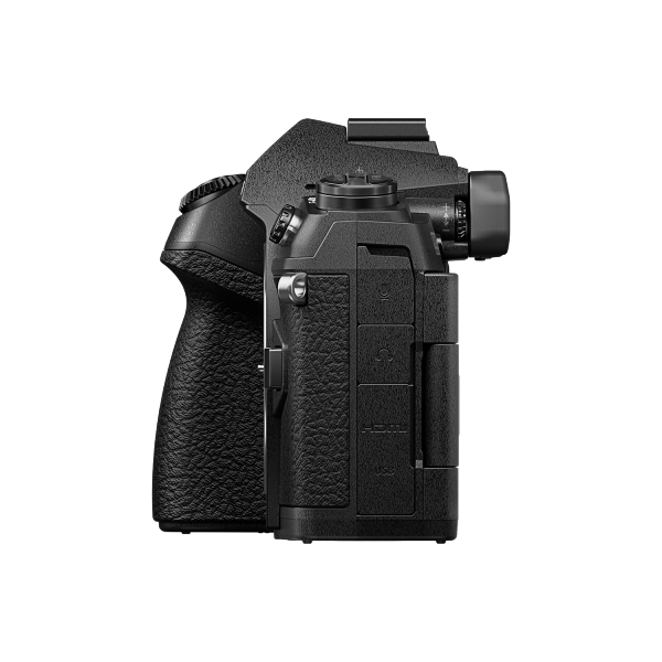 Olympus OM-D E-M1 Mark II digitális fényképezőgép váz 05