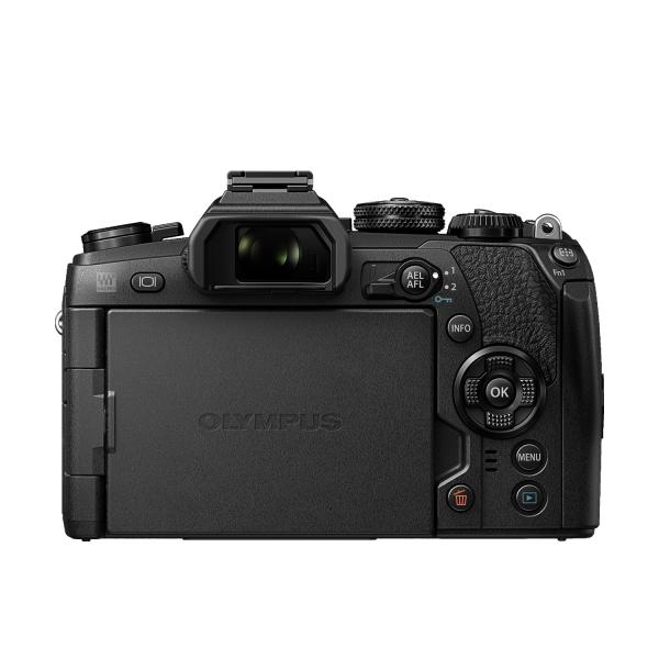 Olympus OM-D E-M1 Mark II digitális fényképezőgép váz 07