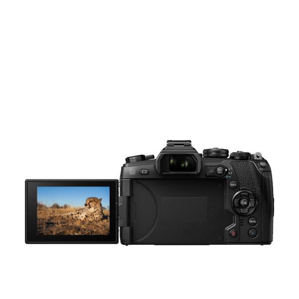 Olympus OM-D E-M1 Mark II digitális fényképezőgép váz 08