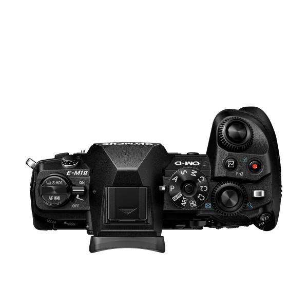 Olympus OM-D E-M1 Mark II digitális fényképezőgép váz 10