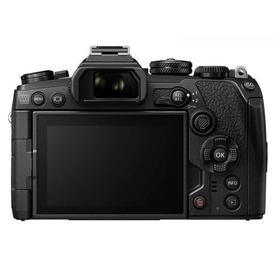 Olympus OM-D E-M1 Mark III digitális fényképezőgép 12-100 IS PRO KIT,  ED 12‑100mm 1:4.0 PROobjektívvel 05