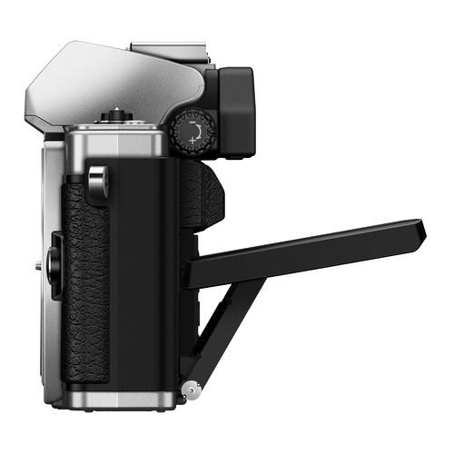 Olympus OM-D E-M10 Mark II digitális fényképezőgép kit, M.ZUIKO DIGITAL 14‑42mm II R objektívvel 08