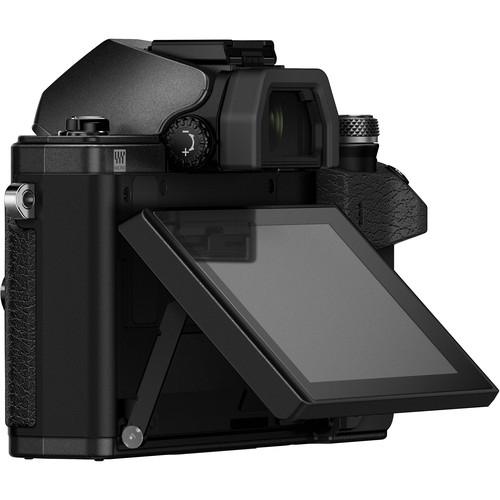 Olympus OM-D E-M10 Mark II digitális fényképezőgép kit, M.ZUIKO DIGITAL 14‑42mm II R objektívvel 15