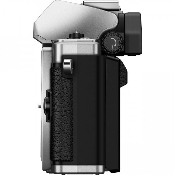 Olympus OM-D E-M10 Mark II digitális fényképezőgép kit, M.ZUIKO DIGITAL ED 14‑42mm EZ Pancake objektívvel 08