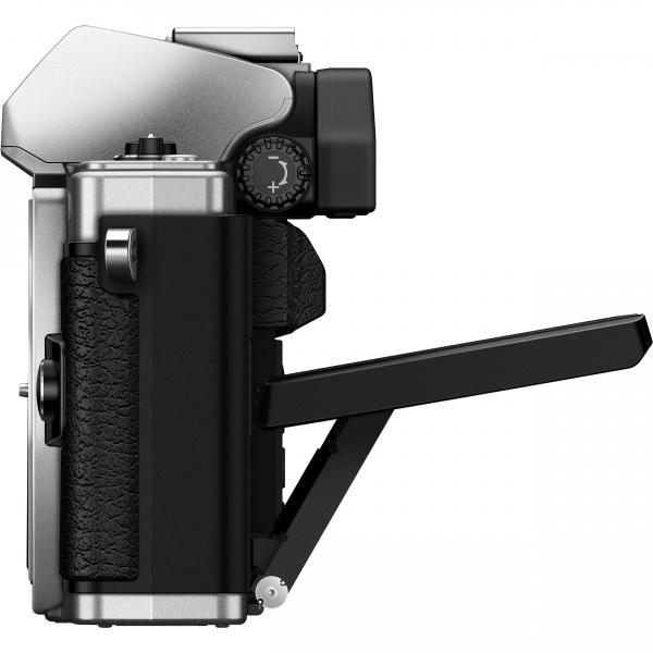 Olympus OM-D E-M10 Mark II digitális fényképezőgép kit, M.ZUIKO DIGITAL ED 14‑42mm EZ Pancake objektívvel 10