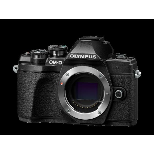 Olympus OM-D E-M10 Mark III digitális fényképezőgép 03